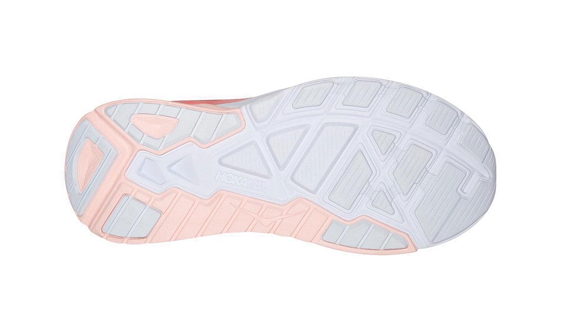 Women's Hoka One One Arahi 4 Running Shoe - Color: Lantana/Heather Rose (Regular Width) - Size: 7, Lantana/Heather Rose, large, image 4