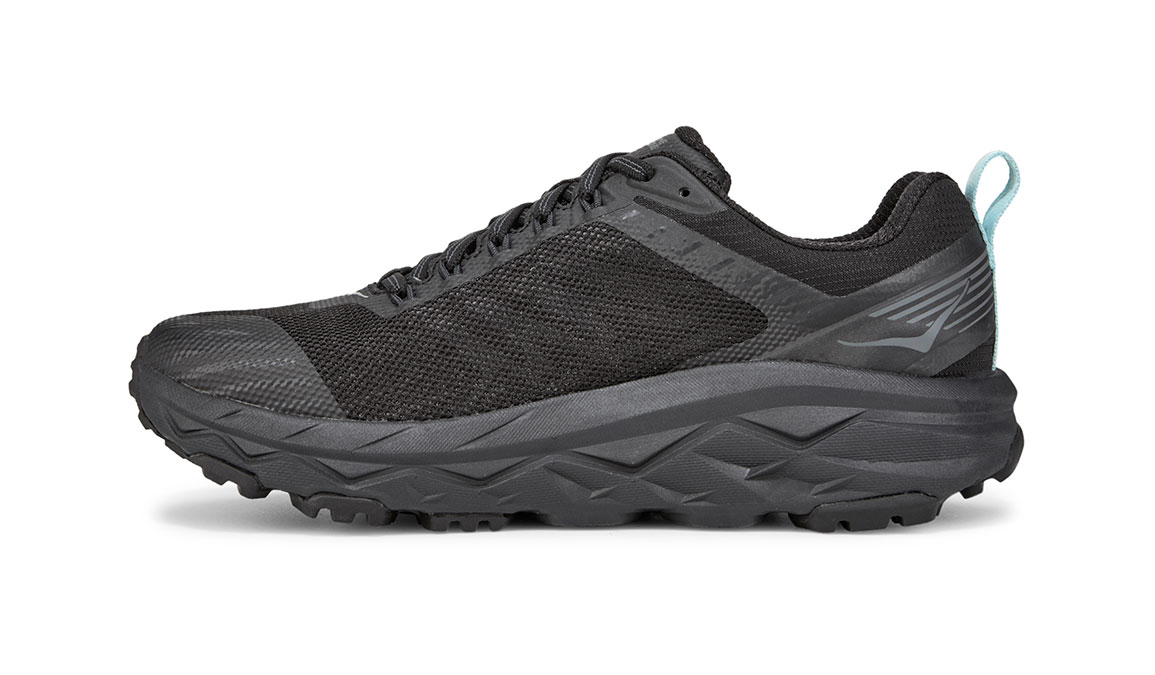 Women's Hoka One One Challenger ATR 5 Gore-Tex Trail Running Shoe - Color: Black/Antigua Sand (Regular Width) - Size: 5.5, Black/Antigua Sand, large, image 2
