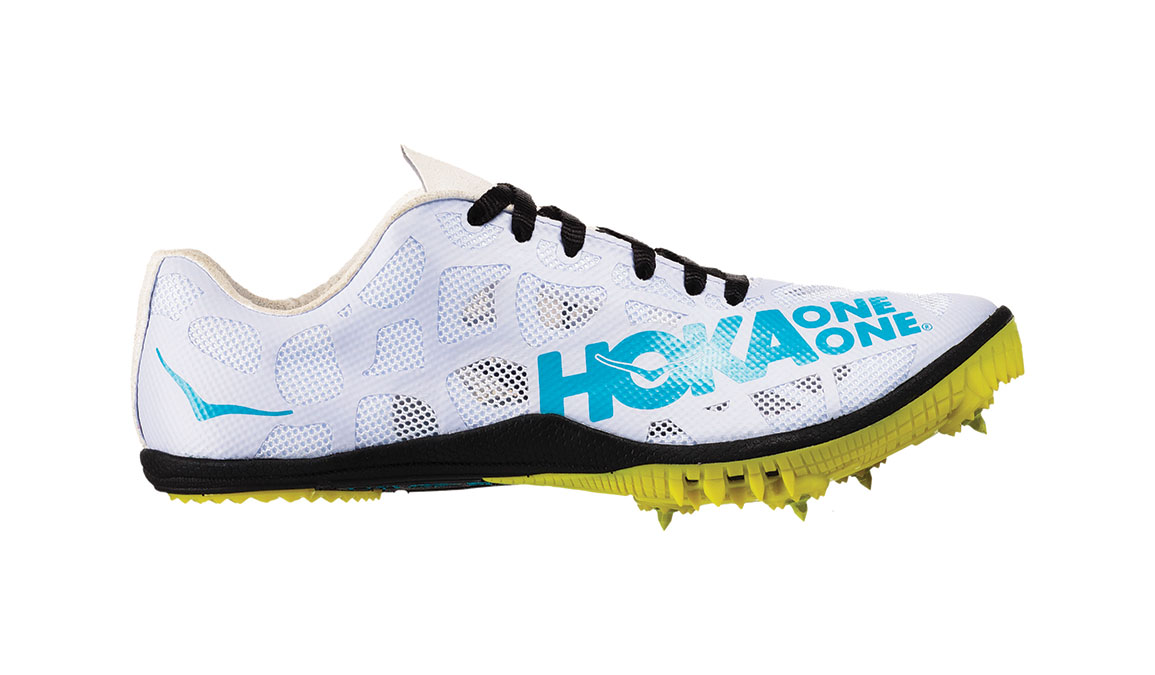 Women's Hoka One One Rocket Md Running Shoe - Color: Black/Cyan (Regular Width) - Size: 7, Black/Cyan, large, image 1