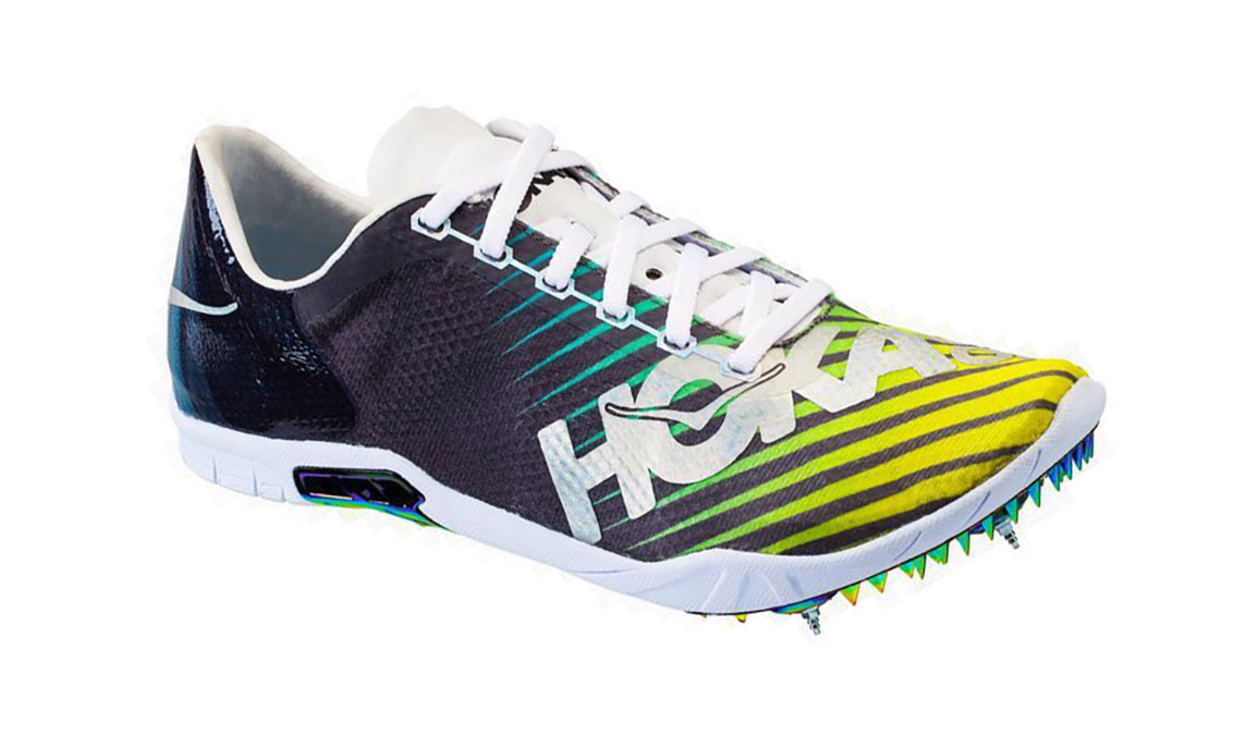 Women's Hoka One One Speed Evo R Track Spikes - Color: Rio (Regular Width) - Size: 7, Rio, large, image 3