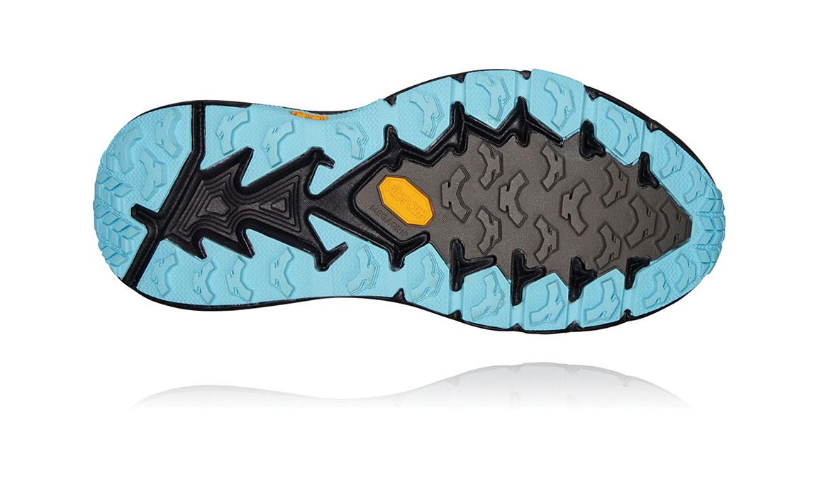 Women's Hoka One One Speedgoat 4 Gore-Tex Trail Running Shoe - Color: Anthracite/Dark Gull Grey (Regular Width) - Size: 5, Anthracite/Dark Gull Grey, large, image 6