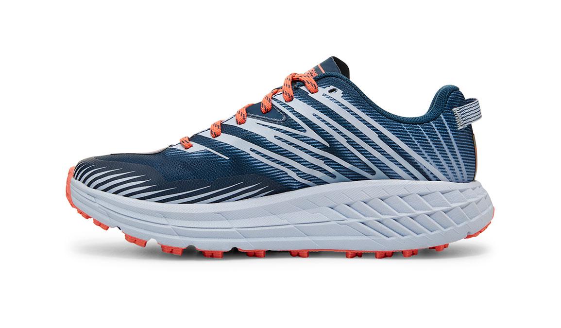 Women's Hoka One One Speedgoat 4 Trail Running Shoe, , large, image 2