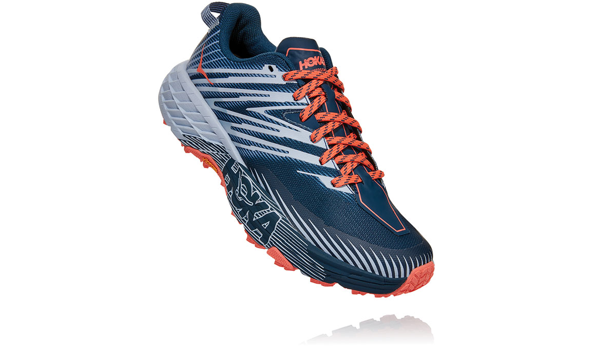 Women's Hoka One One Speedgoat 4 Trail Running Shoe, , large, image 3