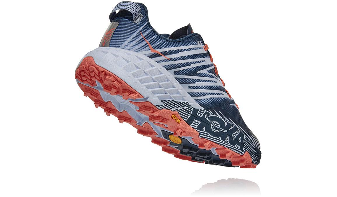 Women's Hoka One One Speedgoat 4 Trail Running Shoe, , large, image 4