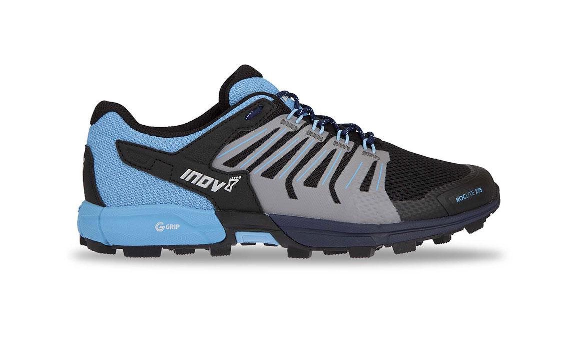 Women's Inov-8 ROCLITE 275 Trail Running Shoe - Color: Navy/Blue (Regular Width) - Size: 6, Navy/Blue, large, image 1