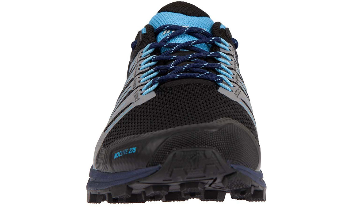 Women's Inov-8 ROCLITE 275 Trail Running Shoe - Color: Navy/Blue (Regular Width) - Size: 6, Navy/Blue, large, image 2