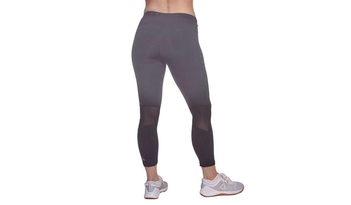 Women's JackRabbit 7/8 Tight  - Color: Black Size: XS, Black, large, image 2