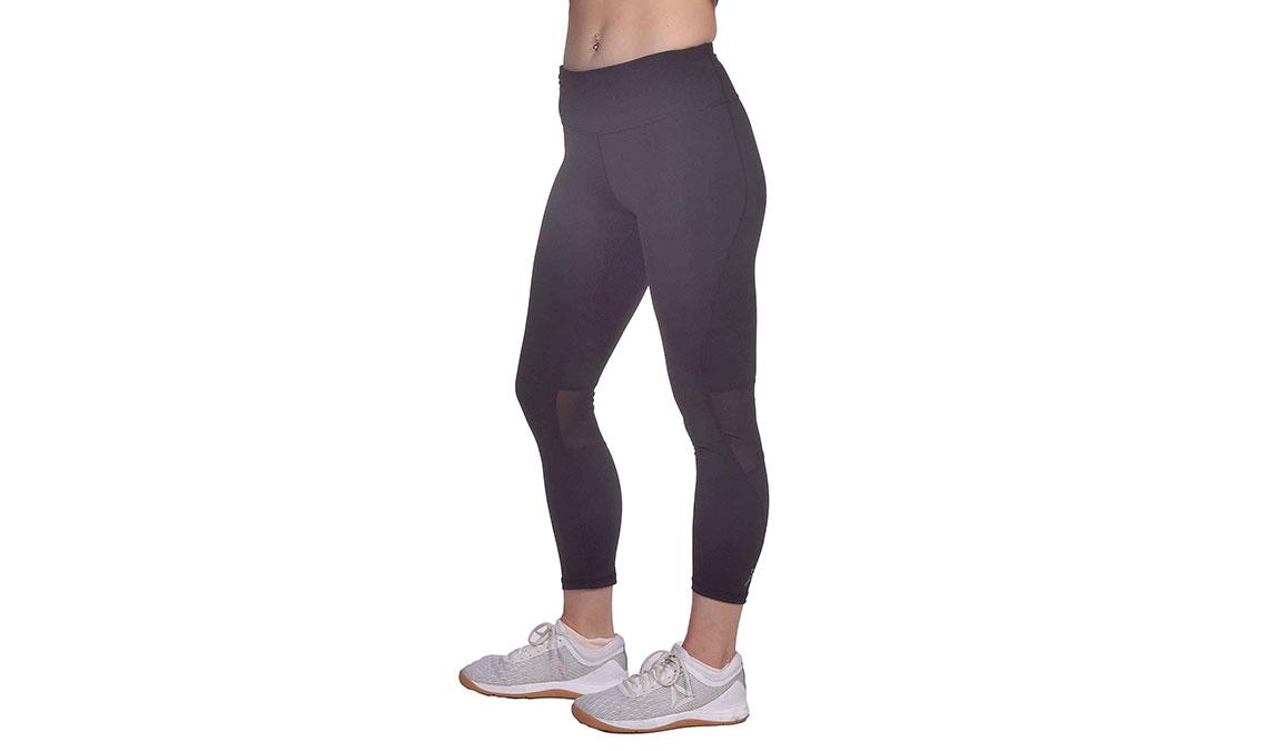 Women's JackRabbit 7/8 Tight - Color: Black Size: XS, Black, large, image 1
