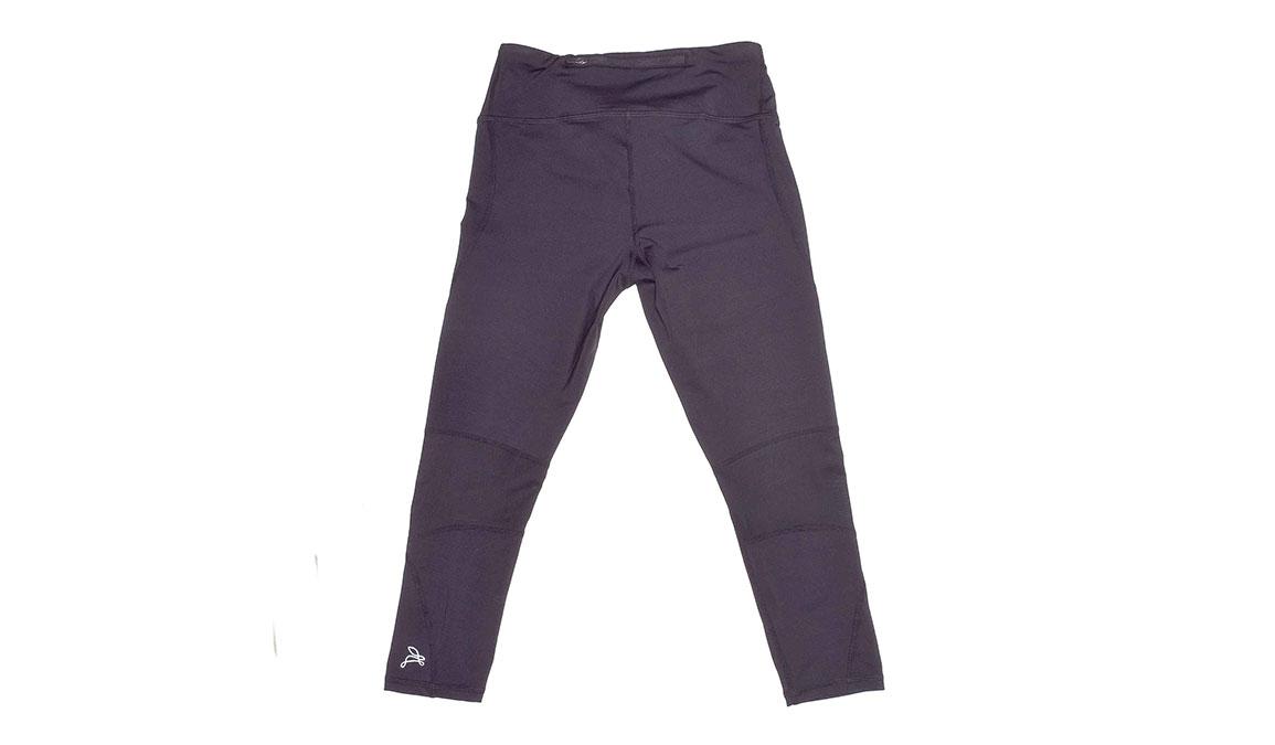 Women's JackRabbit 7/8 Tight - Color: Black Size: XS, Black, large, image 3