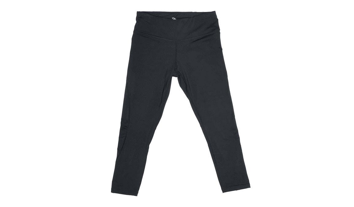 Women's JackRabbit 7/8 Tight - Color: Black Size: XS, Black, large, image 4