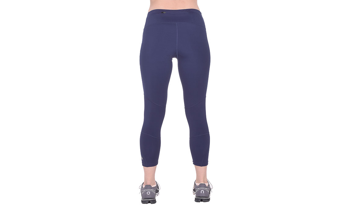 Women's Jackrabbit 7/8 Tight - Color: Navy Size: S, Blue, large, image 3