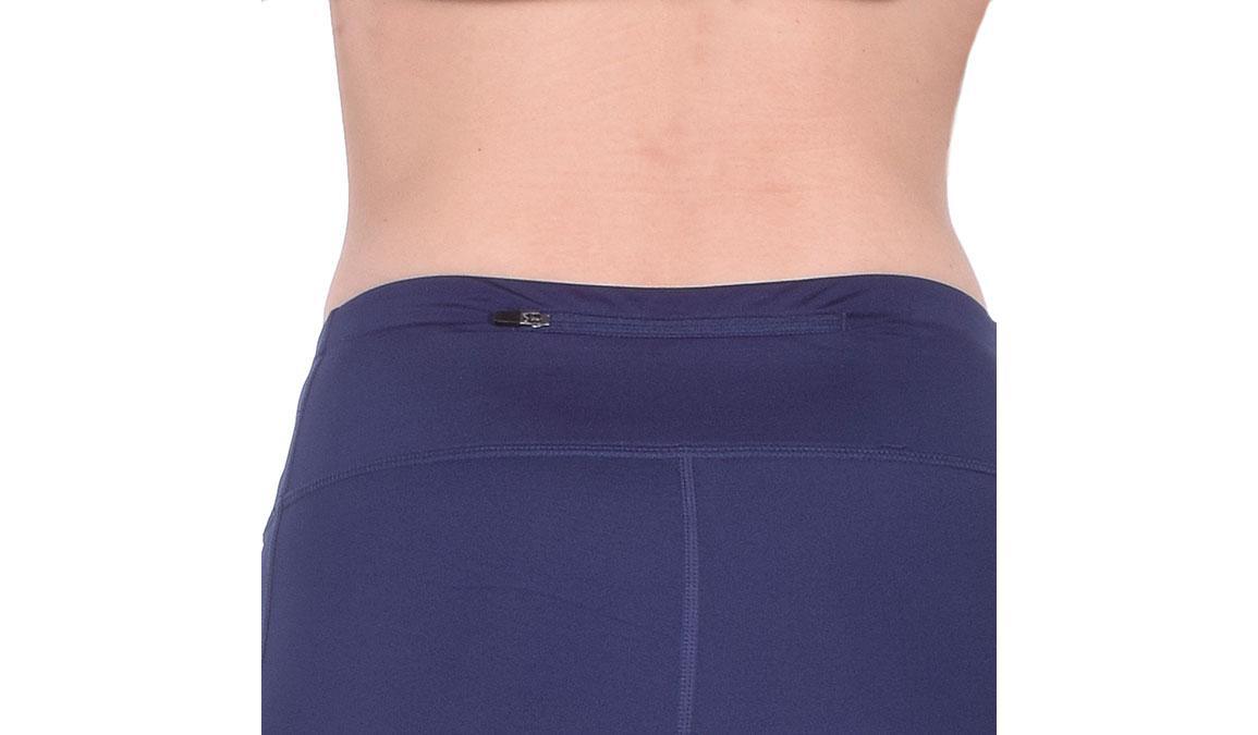 Women's Jackrabbit 7/8 Tight  - Color: Navy Size: S, Blue, large, image 4