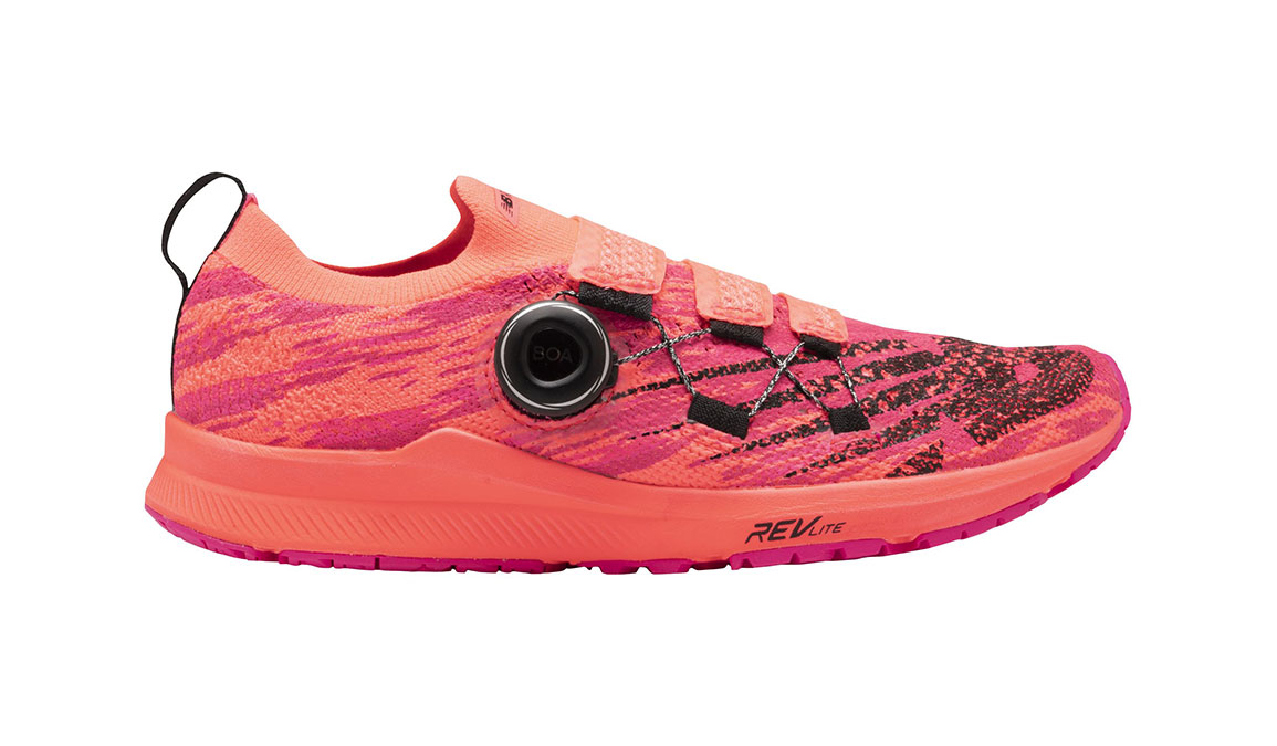 Women's New Balance 1500T2 Running Shoe with Boa - Color: Guava (Regular Width) - Size: 8, Guava, large, image 1
