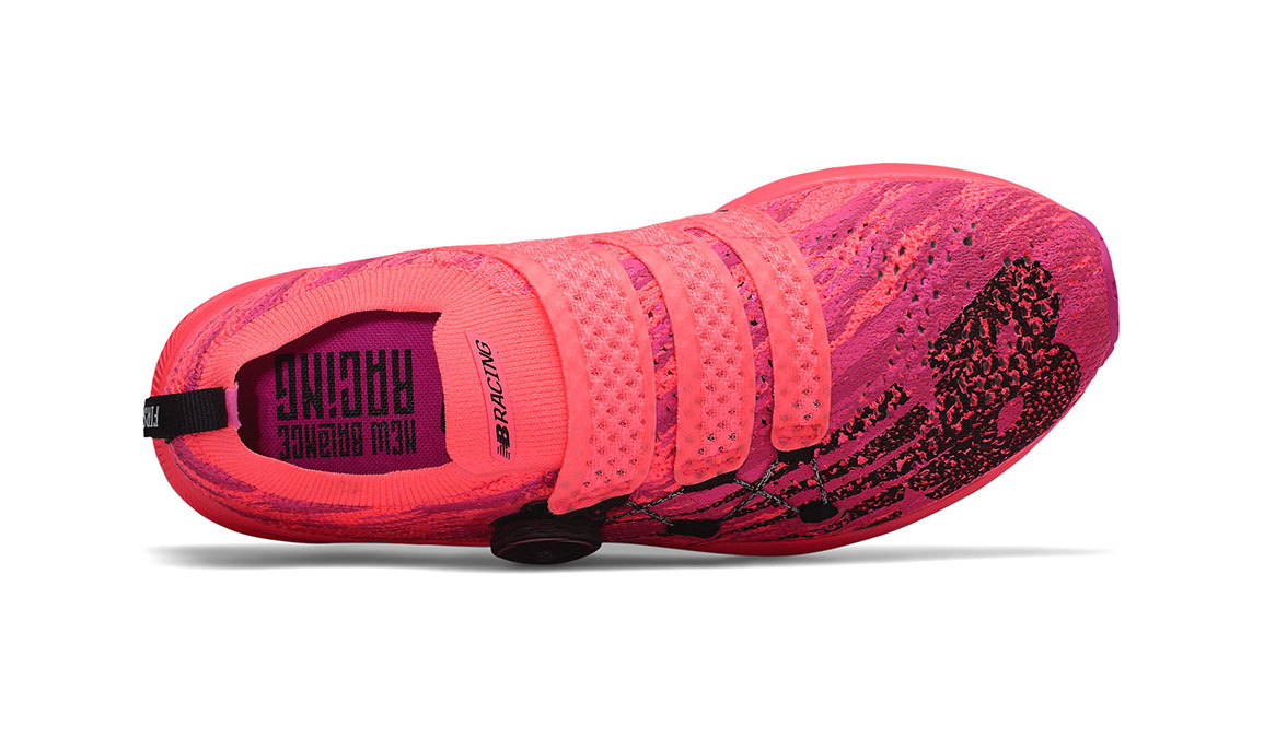 Women's New Balance 1500T2 Running Shoe with Boa - Color: Guava (Regular Width) - Size: 8, Guava, large, image 3