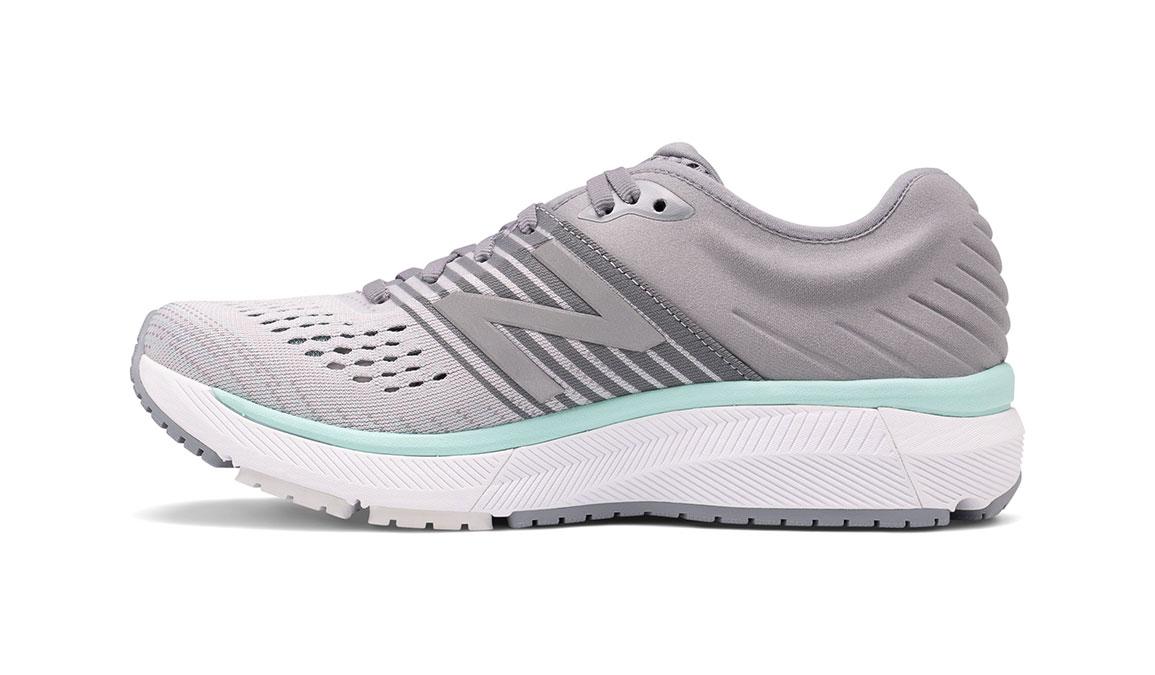 Women's New Balance 860v10 Running Shoe - Color: Steel/Light Aluminum (Regular Width) - Size: 6.5, Steel/Light Aluminum, large, image 2
