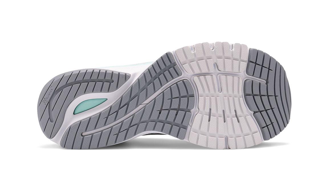 Women's New Balance 860v10 Running Shoe - Color: Steel/Light Aluminum (Regular Width) - Size: 6.5, Steel/Light Aluminum, large, image 4
