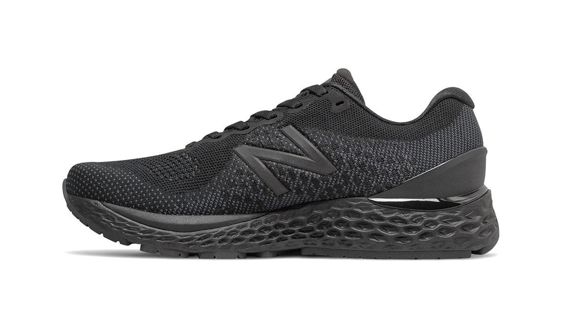 Women's New Balance 880v10 Running Shoe - Color: Black/Black (Regular Width) - Size: 11, Black, large, image 2