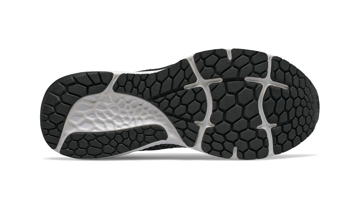 Women's New Balance 880V10 Running Shoe - Color: Black/White (Regular Width) - Size: 6, Black/White, large, image 4