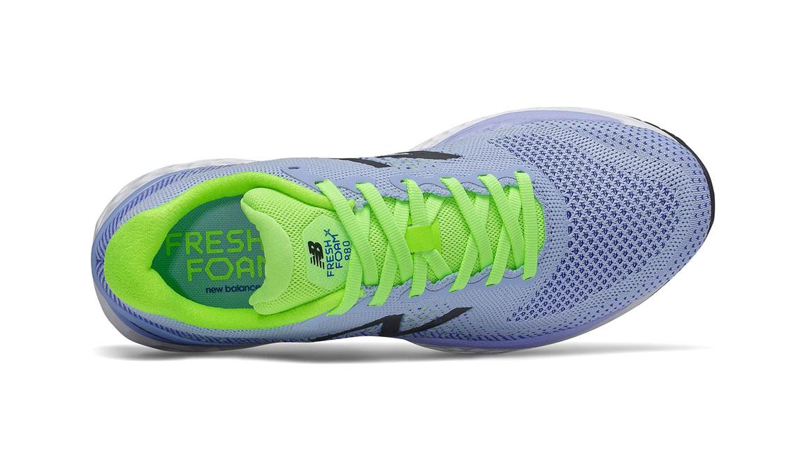 Women's New Balance 880v10 Running Shoe - Color: Frost (Regular Width) - Size: 6, Frost Blue, large, image 3