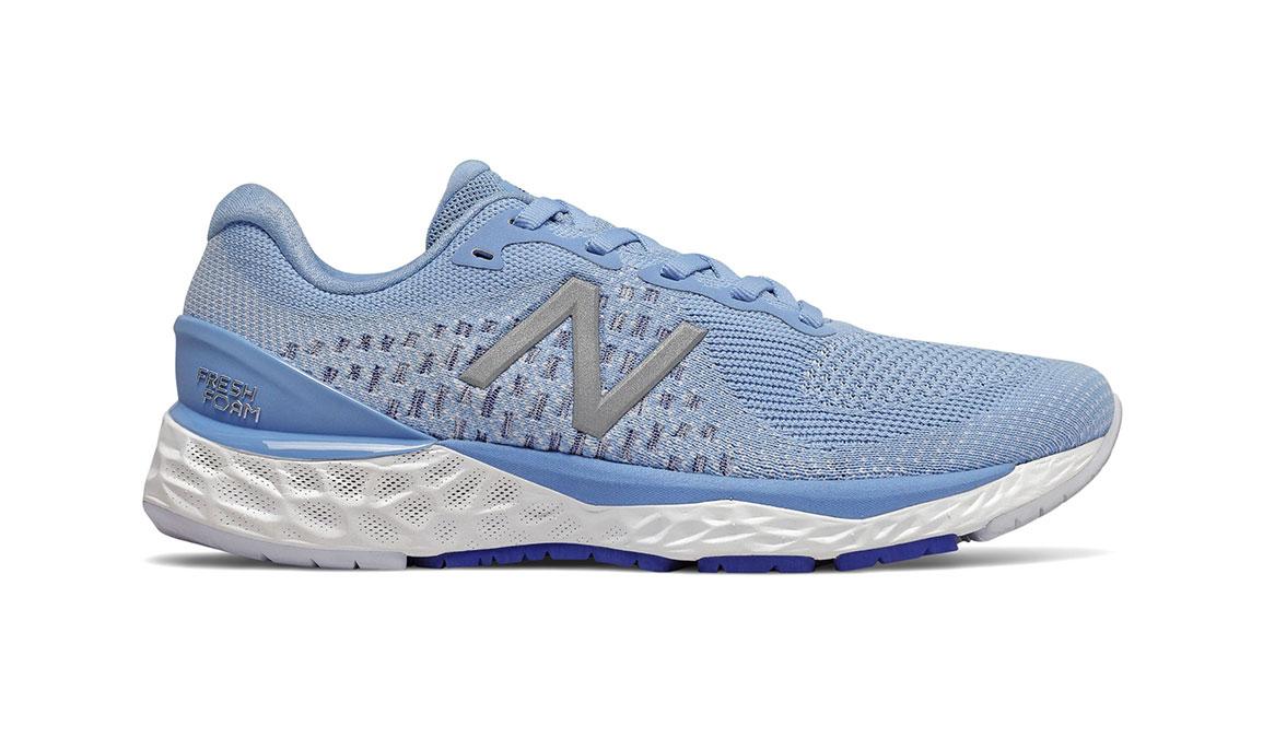 Women's New Balance 880v10 Running Shoe - Color: Light Blue (Regular Width) - Size: 5, Light Blue, large, image 1