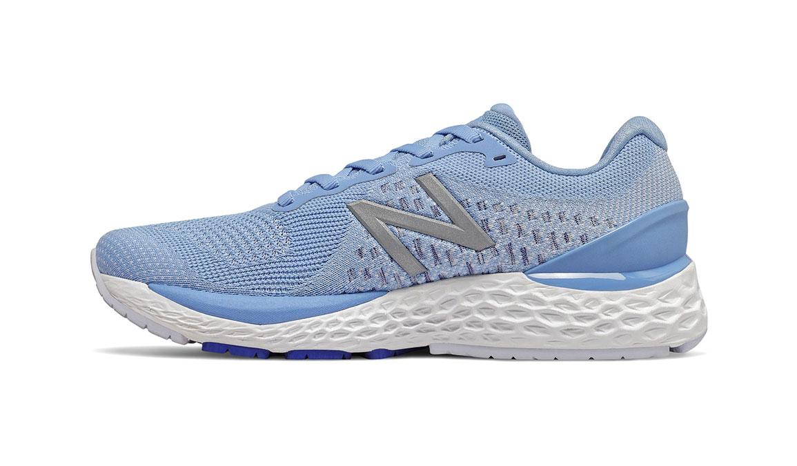 Women's New Balance 880v10 Running Shoe - Color: Light Blue (Regular Width) - Size: 5, Light Blue, large, image 2