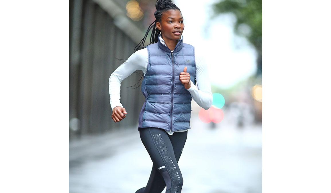Women's New Balance NB Radiant Heat Vest, , large, image 1