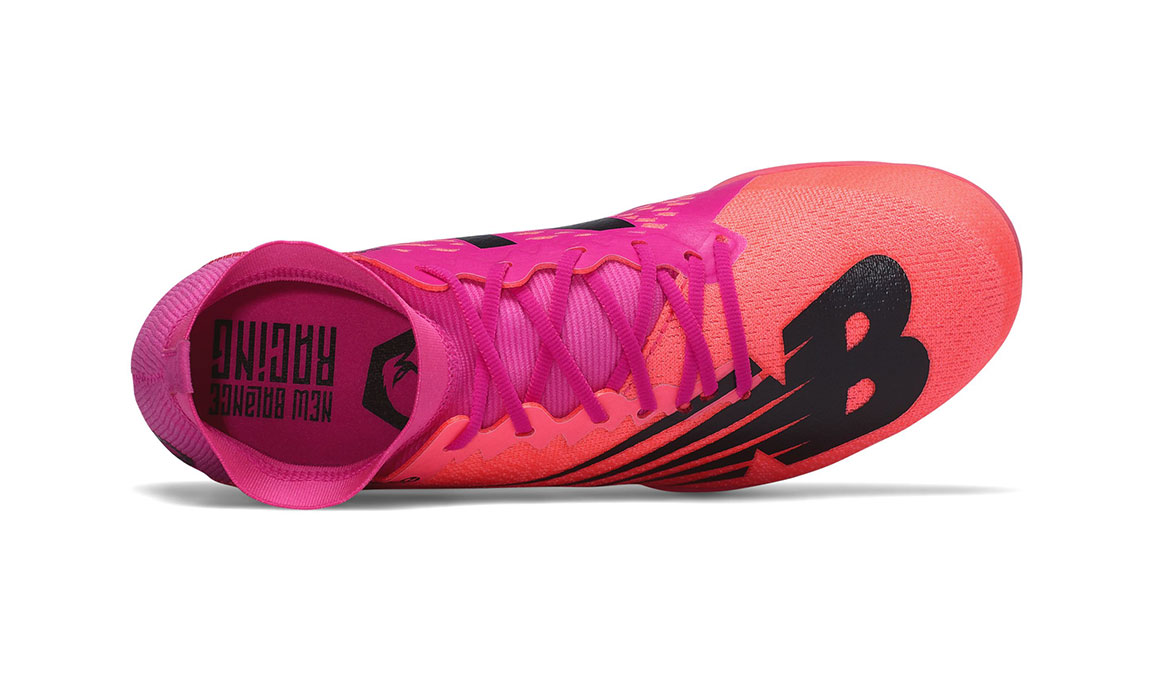 Women's New Balance SD100V3 Track Spikes - Color: Guava (Regular Width) - Size: 6, Guava, large, image 3