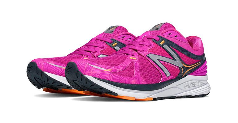 Women's New Balance Vazee Prism Running Shoe - Color: Pink/Black (Regular Width) - Size: 6, Pink/Black, large, image 1