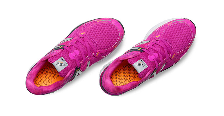 Women's New Balance Vazee Prism Running Shoe - Color: Pink/Black (Regular Width) - Size: 6, Pink/Black, large, image 2