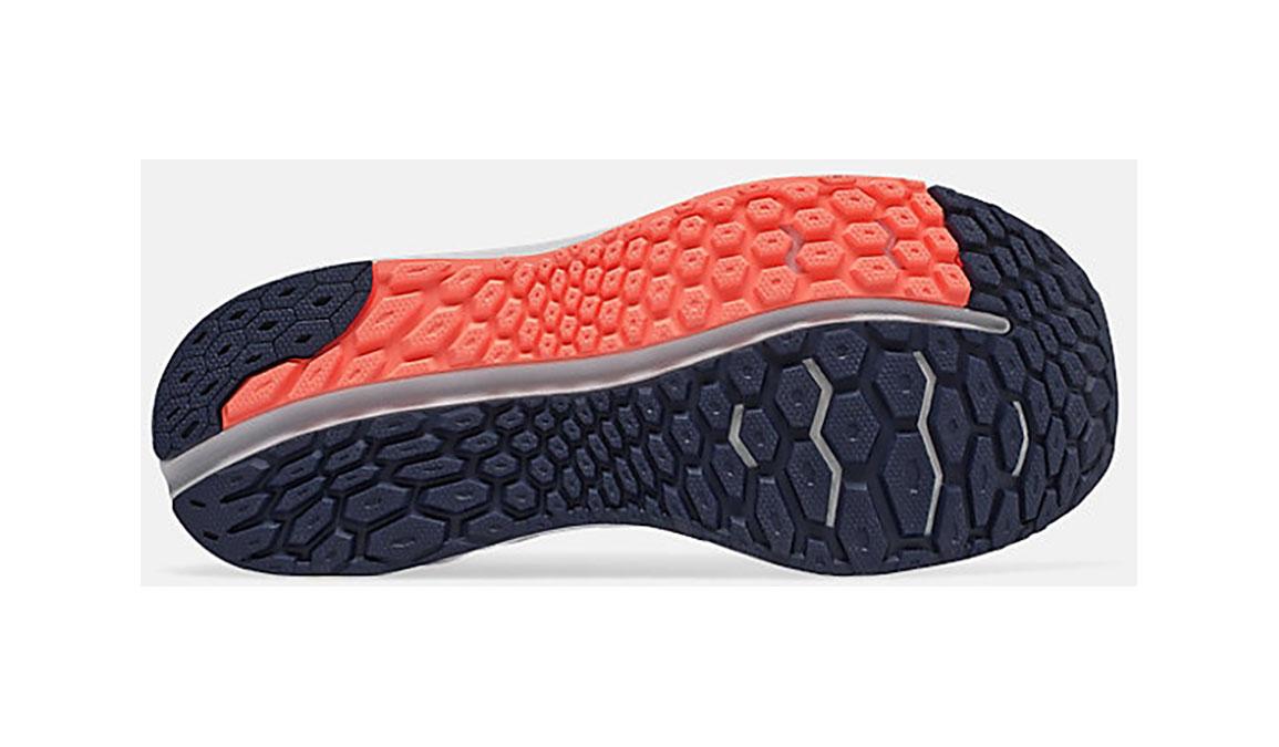 Women's New Balance Vongo V4 Running Shoe - Color: Peach Soda (Regular Width) - Size: 6, Pink, large, image 4