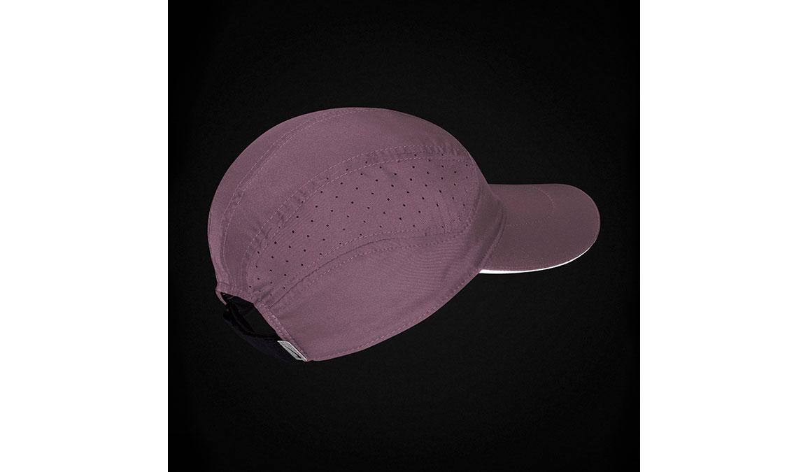 Women's Nike Aerobill Tailwind Elite Cap - Color: Plum Dust/Reflective Silver Size: OS, Plum Dust/Reflective Silver, large, image 4