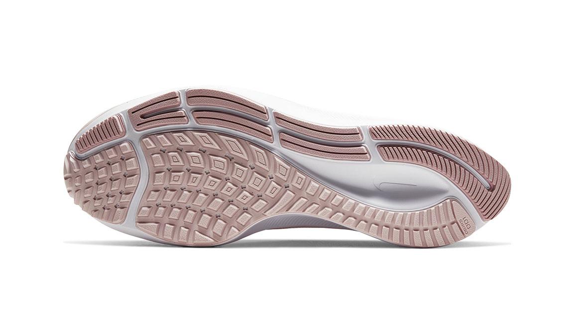 Women's Nike Air Zoom Pegasus 37 Running Shoe - Color: Champagne/Barely Rose-White (Regular Width) - Size: 6, Champagne/Barely Rose/White, large, image 5
