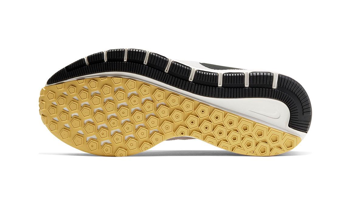 Women's Nike Air Zoom Structure 22 Running Shoe - Color: Platinum Violet/Black (Regular Width) - Size: 11.5, Platinum Violet/Black, large, image 4