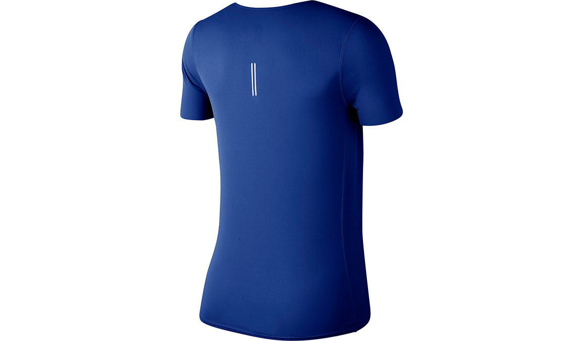 Women's Nike City Sleek Top - Color: Game Royal/Reflective Silver Size: XS, Game Royal/Reflective Silver, large, image 2