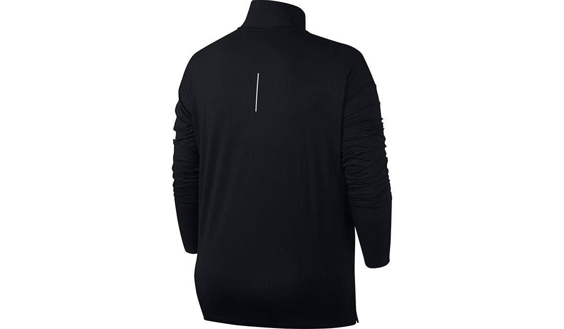 Women's Nike Element Half Zip  - Color: Black Size: XS, Black, large, image 2