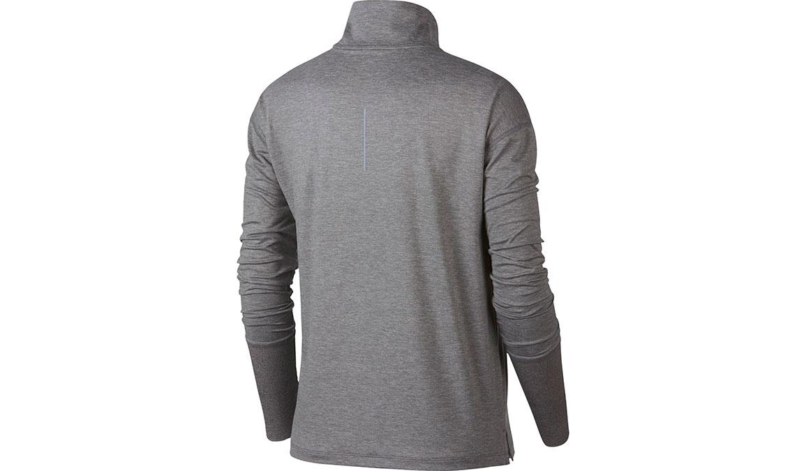 Women's Nike Element Half Zip  - Color: Gunsmoke/Atmosphere Grey Size: XS, Gunsmoke/Atmosphere Grey, large, image 2