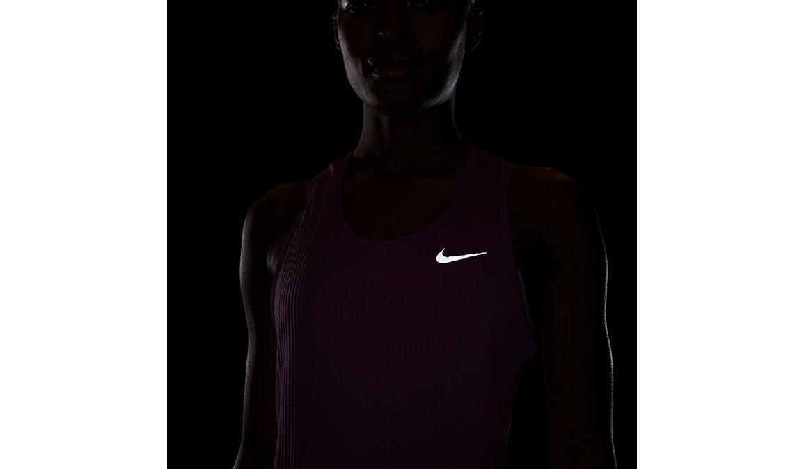 Women's Nike Infinite Tank - Color: Magic Flamingo Size: XS, Magic Flamingo, large, image 3