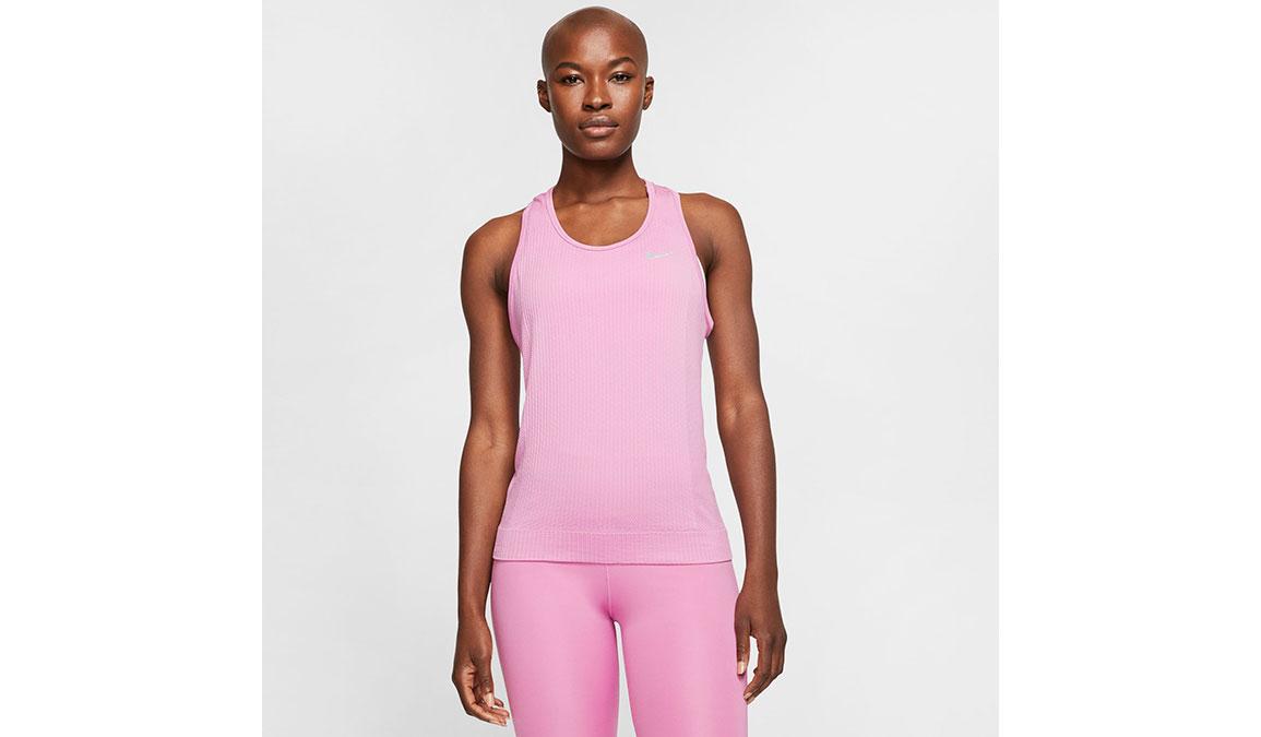 Women's Nike Infinite Tank - Color: Magic Flamingo Size: XS
