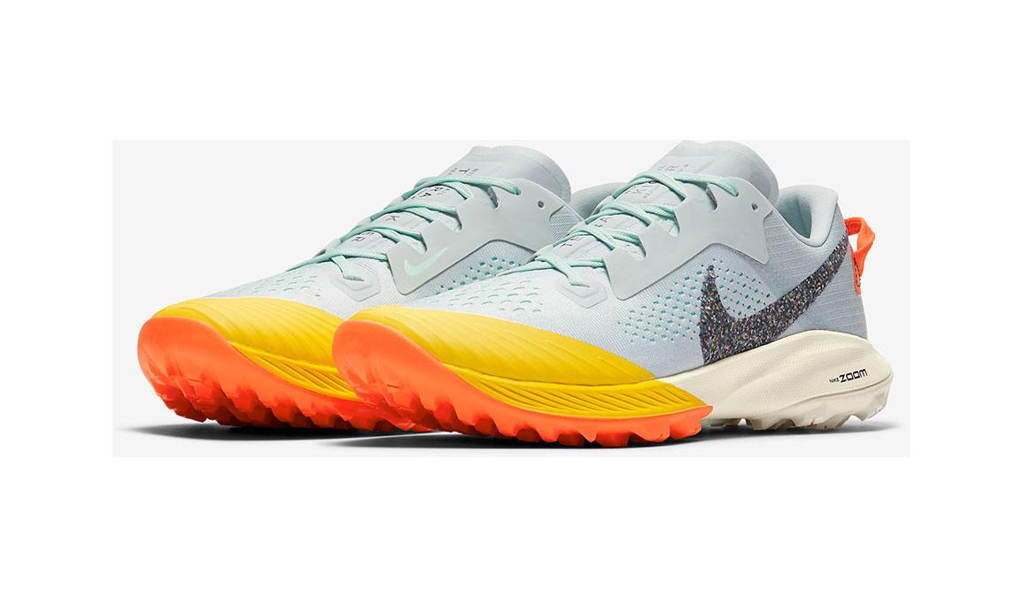 Women's Nike Air Zoom Terra Kiger 6 Trail Running Shoe - Color: Aura/Mint Foam/Speed Yellow/Blackened Blue (Regular Width) - Size: 5, Aura/Mint Foam/Speed Yellow/Blackened Blue, large, image 5