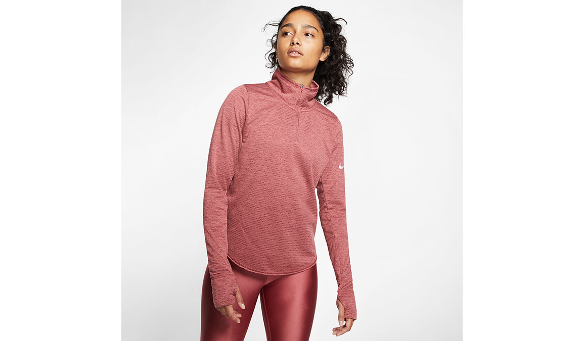 Women's Nike Sphere Element Half Zip Top, , large, image 1