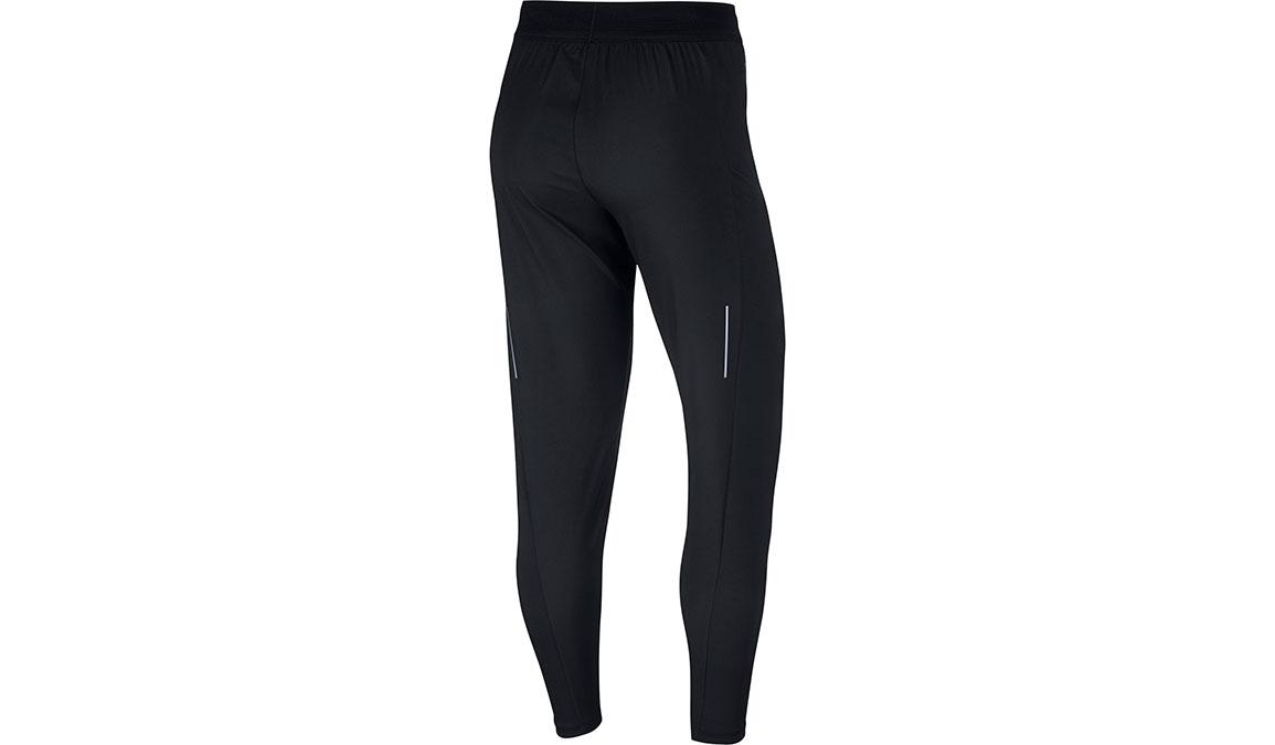 Women's Nike Swift Running Pants - Color: Black/Reflective Silver Size: XS, Black/Reflective Silver, large, image 2