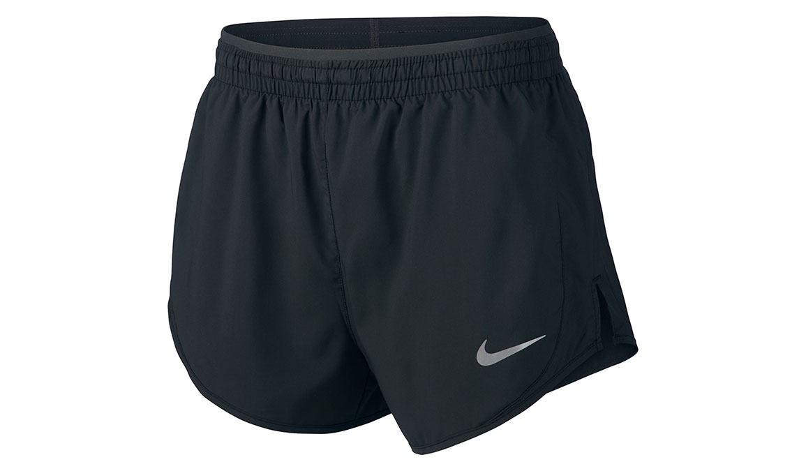 "Women's Nike Tempo Lux 3"" Shorts - Color: Black/Anthracite Size: XS, Black/Anthracite, large, image 1"