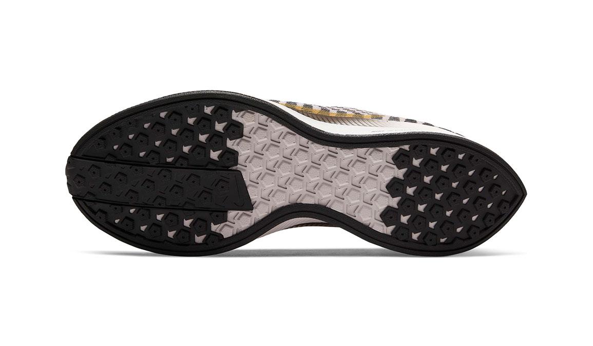 Women's Nike Zoom Pegasus Turbo 2 Running Shoe - Color: Black/Infinite Gold/Plum Chalk (Regular Width) - Size: 8.5, Black/Infinite Gold/Plum Chalk, large, image 4