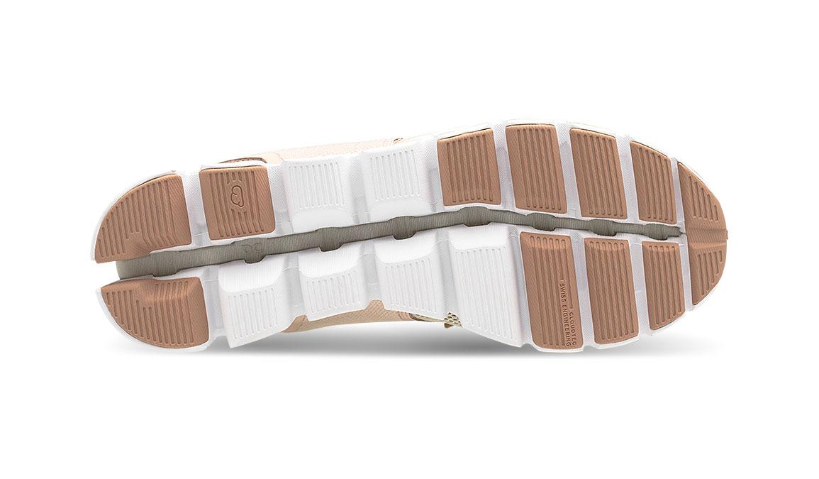 Women's On Cloud Running Shoes - Color: Rose/Sand (Regular Width) - Size: 5, Rose/Sand, large, image 2