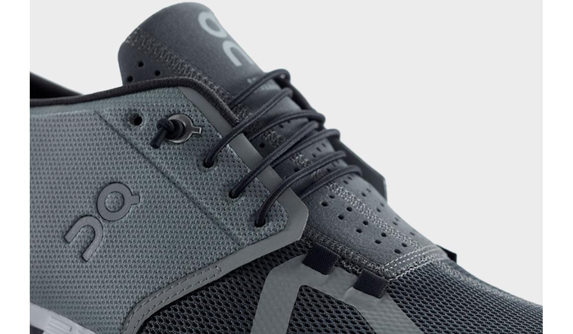 Women's On Cloud Running Shoes - Color: Slate/Rock (Regular Width) - Size: 5, Slate/Rock, large, image 3
