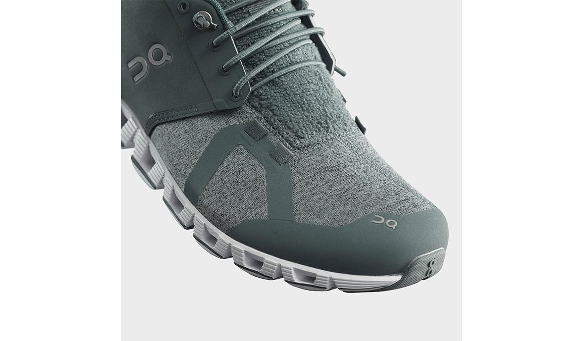 Women's On Cloud Terry Running Shoe - Color: Olive (Regular Width) - Size: 5, Olive, large, image 3