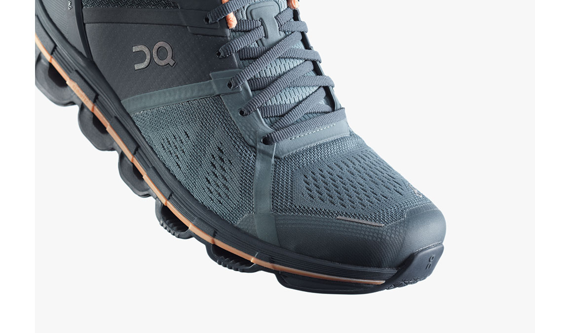 Women's On Cloudace Running Shoe - Color: Sea/Almond (Regular Width) - Size: 7.5, Sea, large, image 2