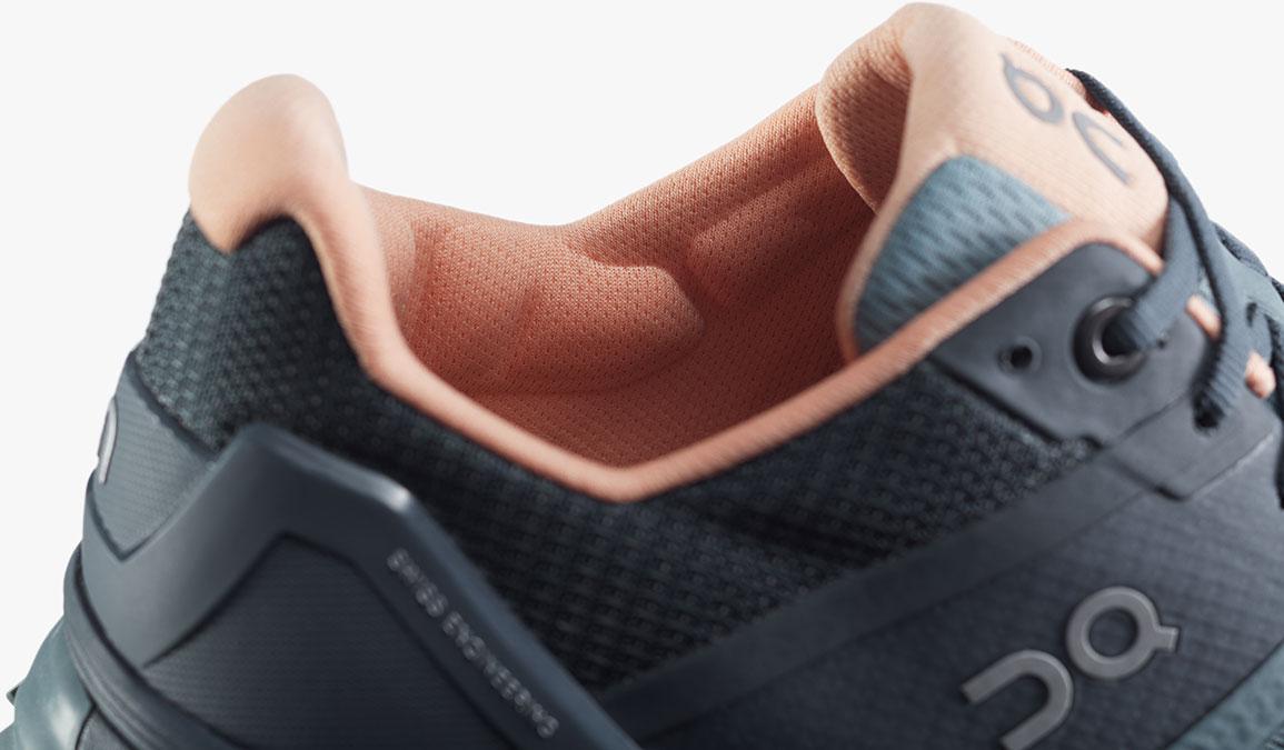 Women's On Cloudace Running Shoe - Color: Sea/Almond (Regular Width) - Size: 7.5, Sea, large, image 3