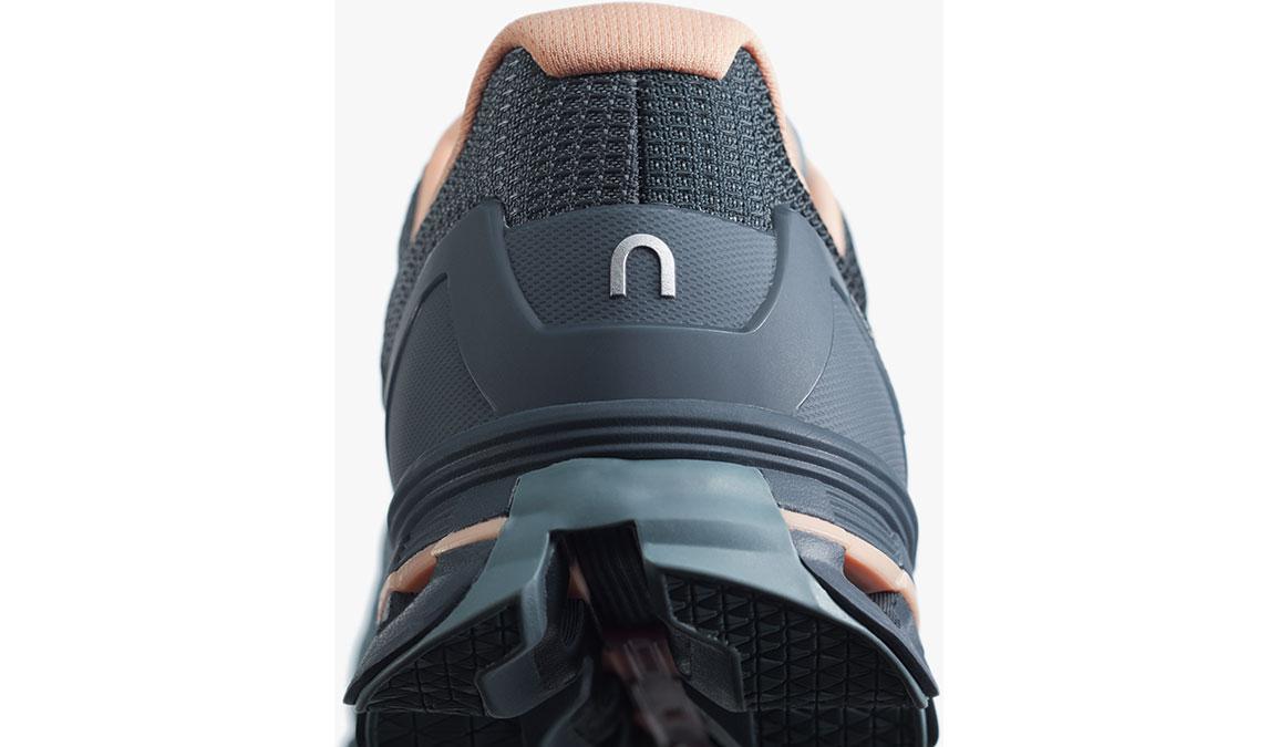 Women's On Cloudace Running Shoe - Color: Sea/Almond (Regular Width) - Size: 7.5, Sea, large, image 4