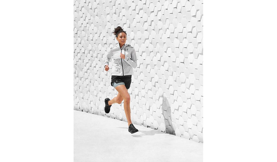 Women's On Cloudstratus Running Shoe - Color: Black/Shadow (Regular Width) - Size: 10, Black, large, image 4